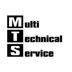 Multi technical service MTS logo