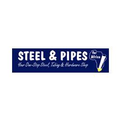 Steel & Pipes logo