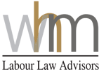 WHM Labour Law Advisors Logo