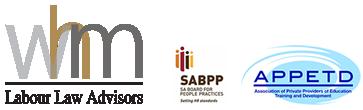 WHM Labour Law Advisors Logo